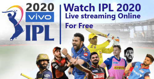 IPL 2020 Live Streaming Online